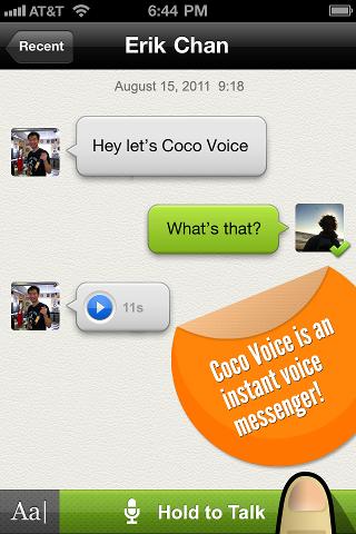 Coco Voice